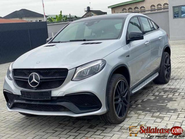 Price of Mercedes Benz GLE43 AMG in Nigeria