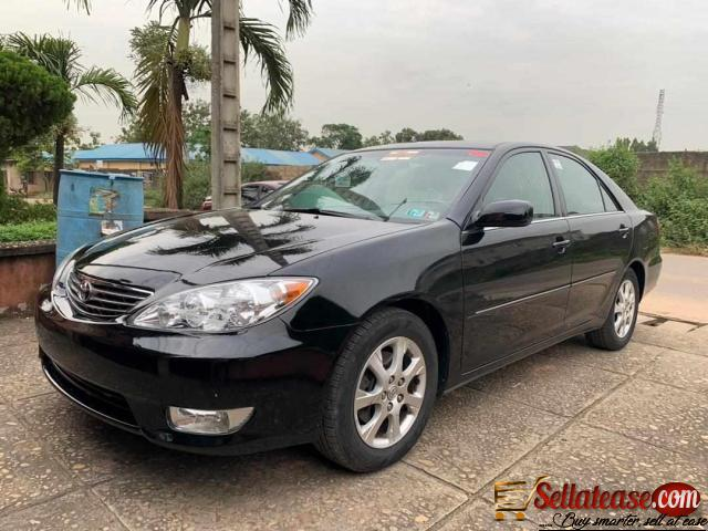 Price of Toyota Camry big daddy in Nigeria
