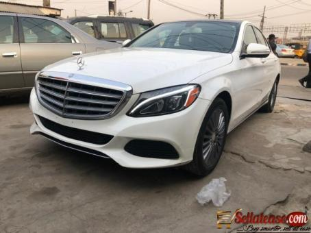 Price of Mercedes Benz C300 2015 to 2020 in Nigeria