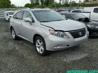 Lexus rx350 for sale in Nigeria