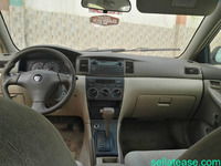 Toyota tokunbo toyota collora  2004 for sale in Nigeria