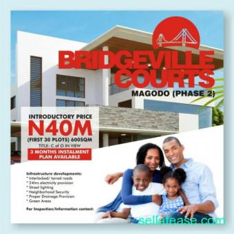 Magodo: Bridgeville courts