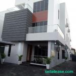Exquisitely finished 5 bedroom detached house with a room  and swimming pool for sale