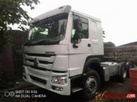 Tokunbo Howo Sinotruck tractor heads for sale in Nigeria