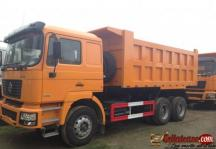 Tokunbo Shacman 30 tonnes dump truck for sale in Nigeria