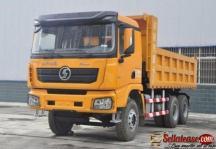 Tokunbo Shacman 30 tonnes dump truck for sale in Nigeria