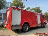 Brand new Shacman fire trucks for sale in Nigeria