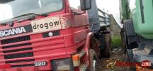 Tokunbo Man Diesel dump trucks for sale in Nigeria