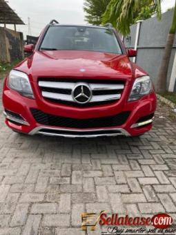Tokunbo 2013 Mercedes Benz GLK350 4Matic full option for sale in Nigeria