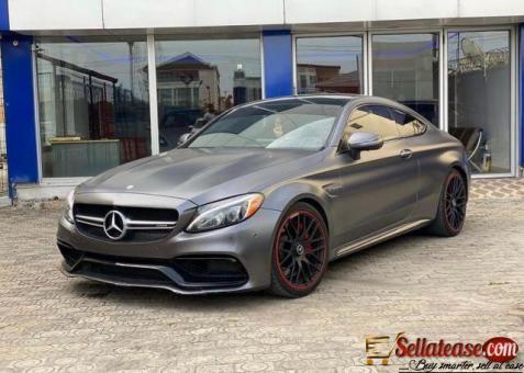 Tokunbo 2014 Mercedes Benz C43 AMG for sale in Nigeria