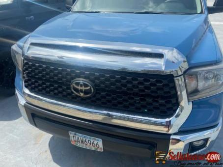 Tokunbo 2020 Toyota Tundra for sale in Nigeria