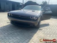 Tokunbo 2016 Dodge Challenger for sale in Nigeria