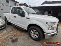 Tokunbo 2016 Ford F-150 for sale in Nigeria