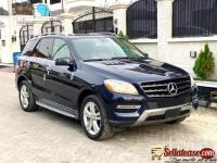 Tokunbo 2013 Mercedes Benz ML350 4Matic for sale in Nigeria
