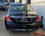 Tokunbo 2017 Mercedes Benz E300 4Matic for sale in Nigeria
