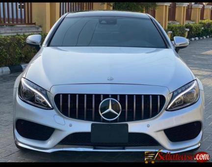 Tokunbo 2017 Mercedes Benz C300 Coupe for sale in Nigeria
