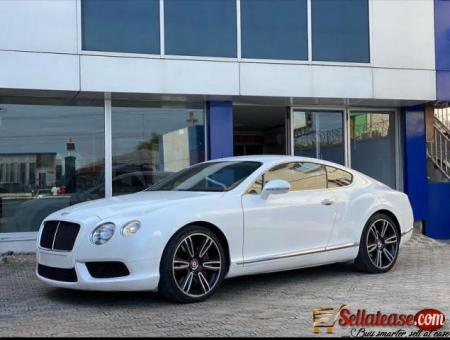 Tokunbo 2014 Bentley Continental GT for sale in Nigeria