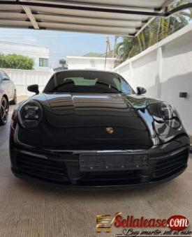 Tokunbo 2020 Porsche 911 Carerra S for sale in Nigeria