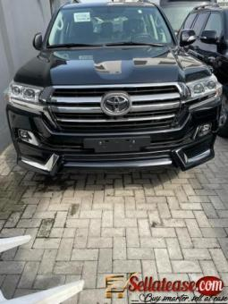 Brand new 2021 Toyota Land Cruiser V8 grand touring S for sale in Nigeria
