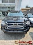 Brand new 2021 Toyota Landcruiser American Spec for sale in Nigeria