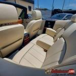 Tokunbo 2012 Rolls Royce RR2 convertible for sale in Nigeria