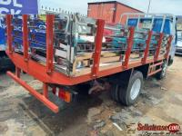 Tokunbo Toyota Dyna 150 truck open back for sale in Nigeria