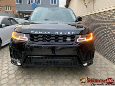 Tokunbo 2020 Range Rover Sport HSE for sale in Nigeria