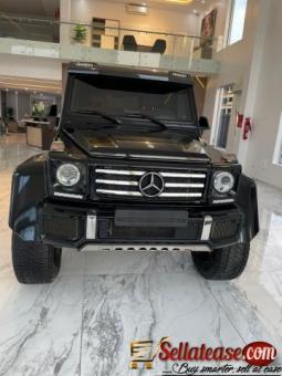 Tokunbo 2017 Mercedes Benz G500 4X4 for sale in Nigeria
