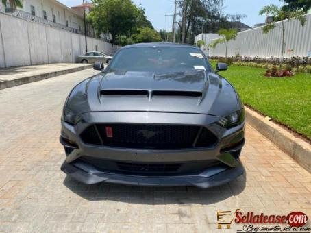 Tokunbo 2018 Ford Mustang GT for sale in Nigeria