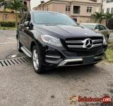 Tokunbo 2016 Mercedes Benz GLE 350 for sale in Nigeria