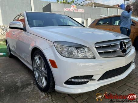 Tokunbo 2008 Mercedes Benz C300 4Matic for sale in Nigeria