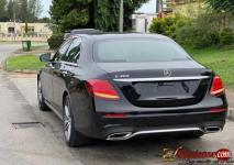 Tokunbo 2020 Mercedes Benz E350 4Matic for sale in Nigeria