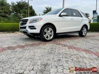 Tokunbo 2014 Mercedes Benz ML350 for sale in Nigeria