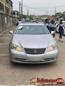 Tokunbo 2008 Lexus ES 350 full option for sale in Nigeria