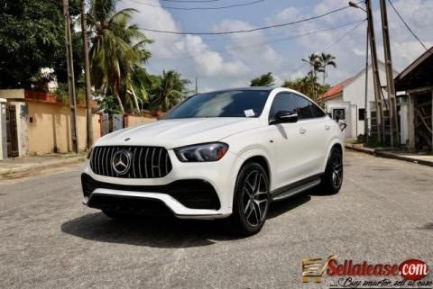 Tokunbo 2021 Mercedes-AMG GLE 53 for sale in Nigeria