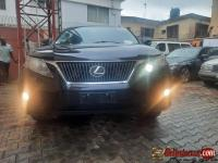 Tokunbo 2010 Lexus RX 350 full option for sale in Nigeria