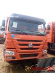 Tokunbo Howo dumptrucks for sale in Nigeria
