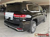 Brand new 2022 Toyota Land Cruiser for sale in Nigeria