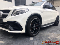 Tokunbo 2016 Mercedes-Benz GLE 450 AMG for sale in Nigeria