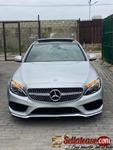 Tokunbo 2016 Mercedes Benz C400 for sale in Nigeria