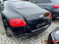 Tokunbo 2013 Bentley Continental GT for sale in Nigeria