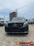 Tokunbo 2017 Mercedes-AMG GLE 43 SUV for sale in Nigeria