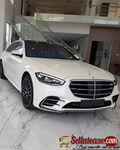 Brand new 2021 Mercedes Benz S Class for sale in Abuja