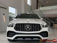 Brand new 2021 Mercedes-AMG GLE 53 coupe for sale in Nigeria