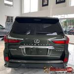 Brand new 2021 Lexus LX 570 Supersport for sale in Nigeria