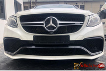 Tokunbo 2017 Mercedes-AMG GLE 63s coupe for sale in Nigeria