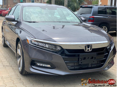Tokunbo 2019 Honda Accord Touring for sale in Nigeria