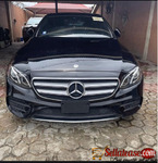 Tokunbo 2017 Mercedes Benz E300 full option for sale in Nigeria