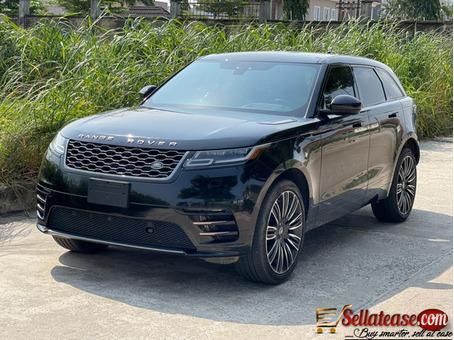 Tokunbo 2020 Range Rover Velar P300 S R-Dynamic for sale in Nigeria