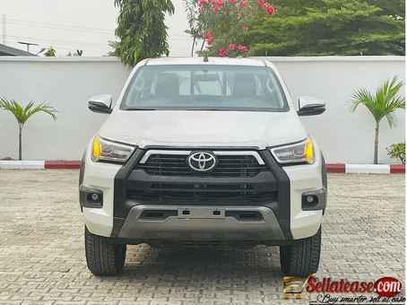 Brand New 2021 Toyota Hilux V6 Adventure for sale in Lagos Nigeria